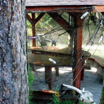 Pestka Jastarnia altana ogrodowa