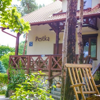 Pestka Jastarnia dom